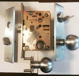 High-Security Grade 1 Lock